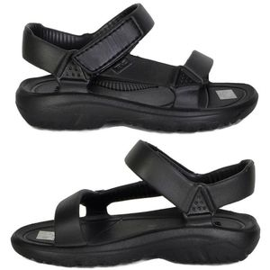 NWT Teva hurricane drift kids wp black sandals